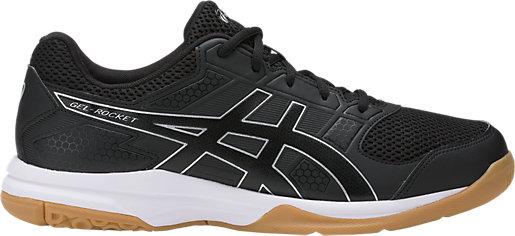 ASICS UPCOURT 3 - Sports shoes - white/black