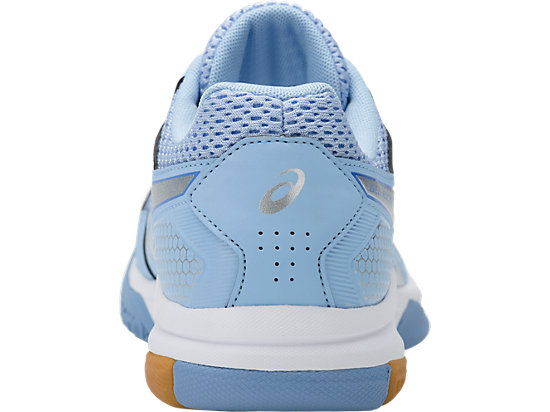 GEL-ROCKET 8 AIRY BLUE/SILVER/WHITE