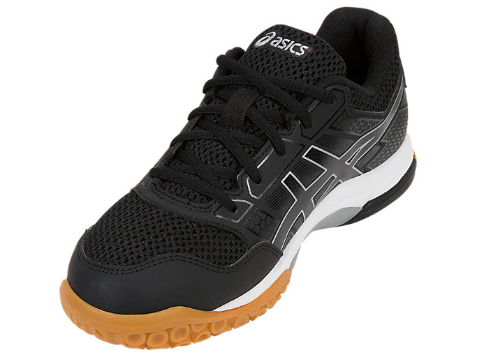 Women's GEL Rocket 8 BlackBlackWhitevolleyballASICS BlackBlackWhitevolleyball ASICS
