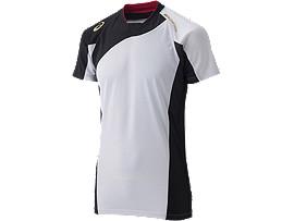 ブレードシャツ, ホワイトxブラック