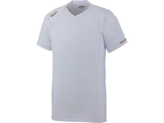 [ゴールドステージ]ブレードシャツ, WHITE/WHITE/CARBON