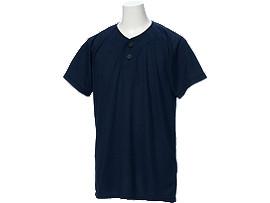 Jr.ベースボールシャツ, ネイビー