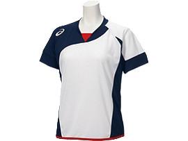 W'Sソフトボールシャツ(半袖)
