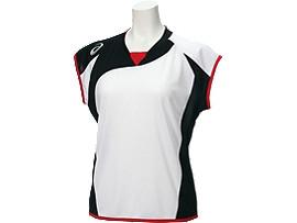W'Sソフトボールシャツ(フレンチスリーブ)
