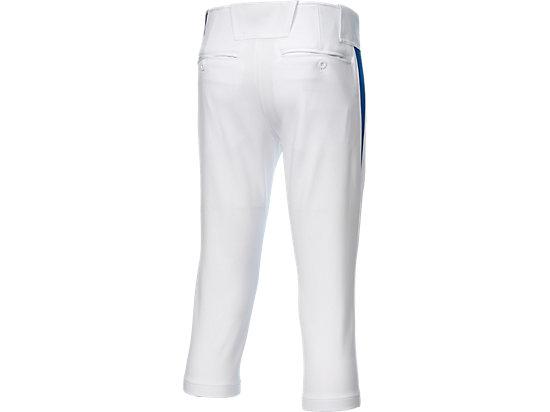 ユニフォームパンツ(ショートフィット), WHITE/DIRECTOIRE BLUE/FIERY RED