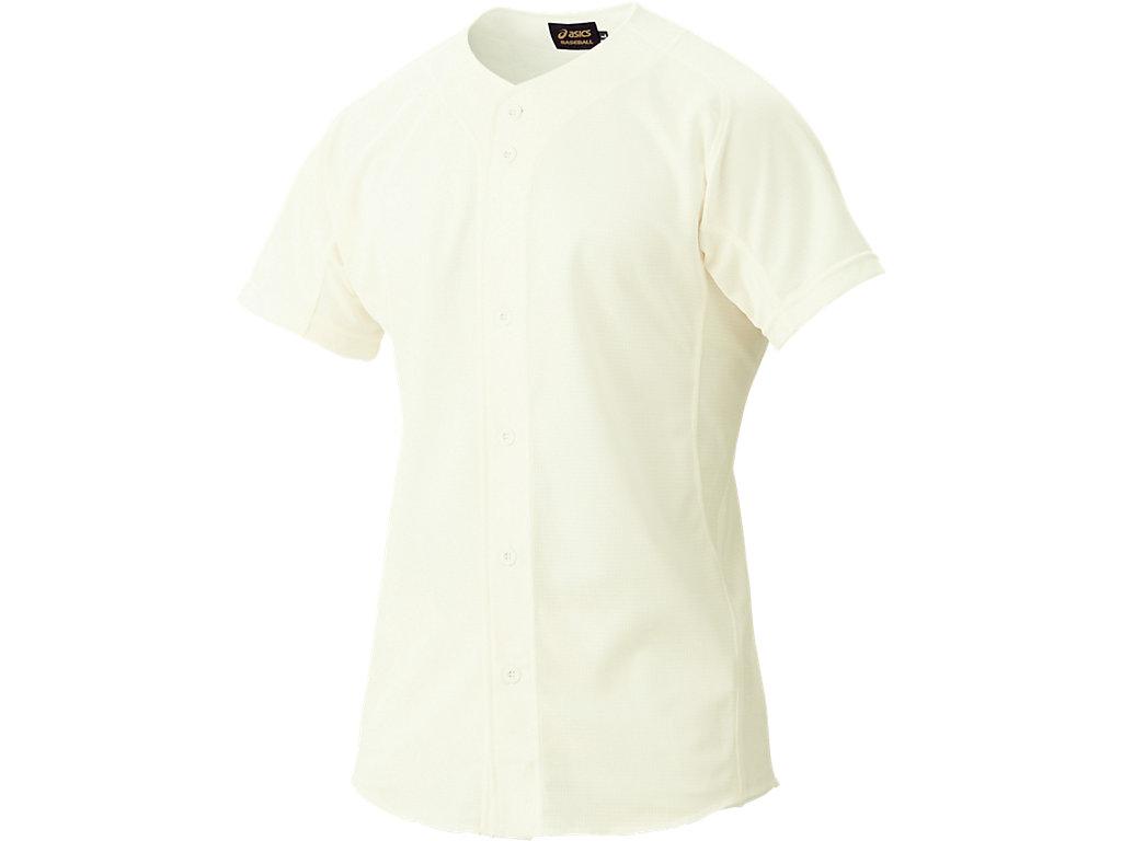 [ゴールドステージ]スクールゲームシャツ:アイボリ