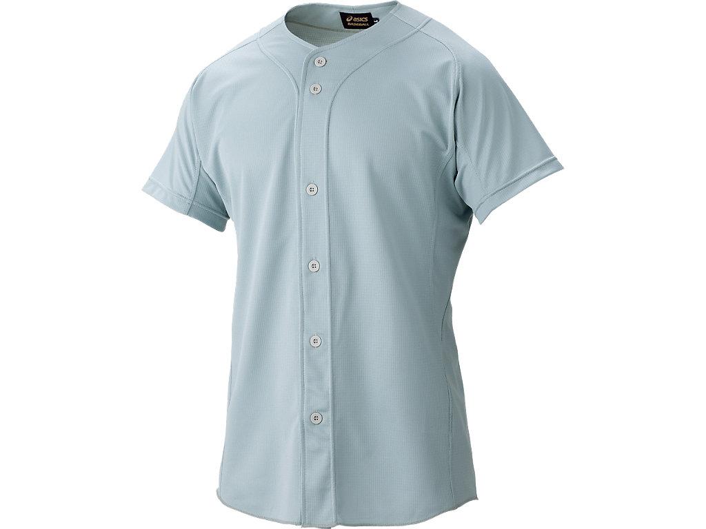 [ゴールドステージ]スクールゲームシャツ:S/グレー