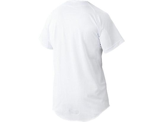 [ゴールドステージ]スクール ゲーム シャツ, ホワイト