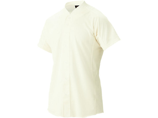 [ゴールドステージ]スクール ゲーム シャツ, オフホワイト