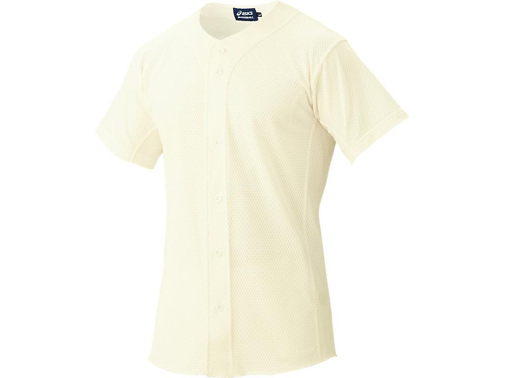スクールゲームシャツ:アイボリB