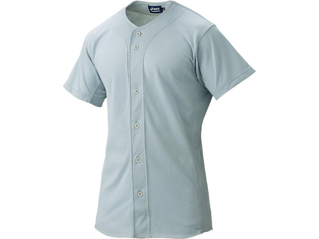 スクールゲームシャツ:S/グレー