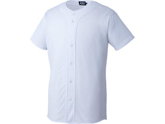 スクールゲームシャツ, ホワイト