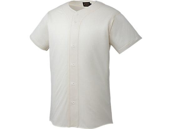 [ゴールドステージ]スクールゲームシャツ, アイボリーB