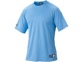 ベースボールTシャツ, スカイシルバー