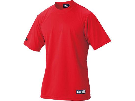 ベースボールTシャツ, レッド