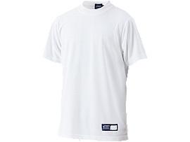 Jr.ベースボールTシャツ, ホワイト