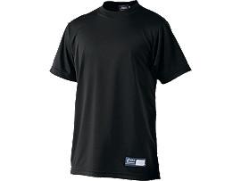 Jr.ベースボールTシャツ, ブラック