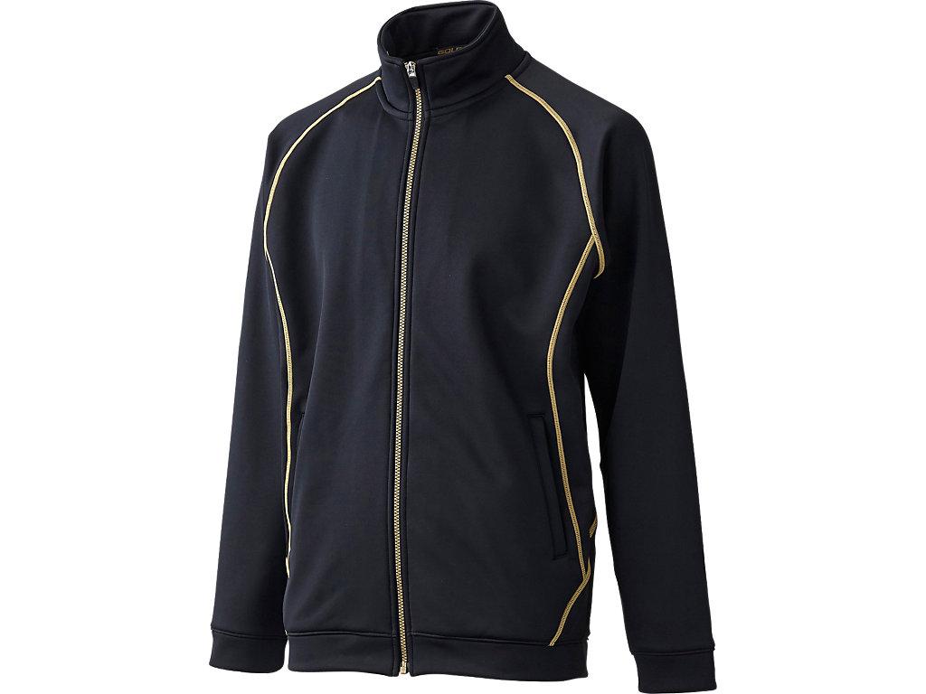 フィールドジャケット:ブラック×ブラック