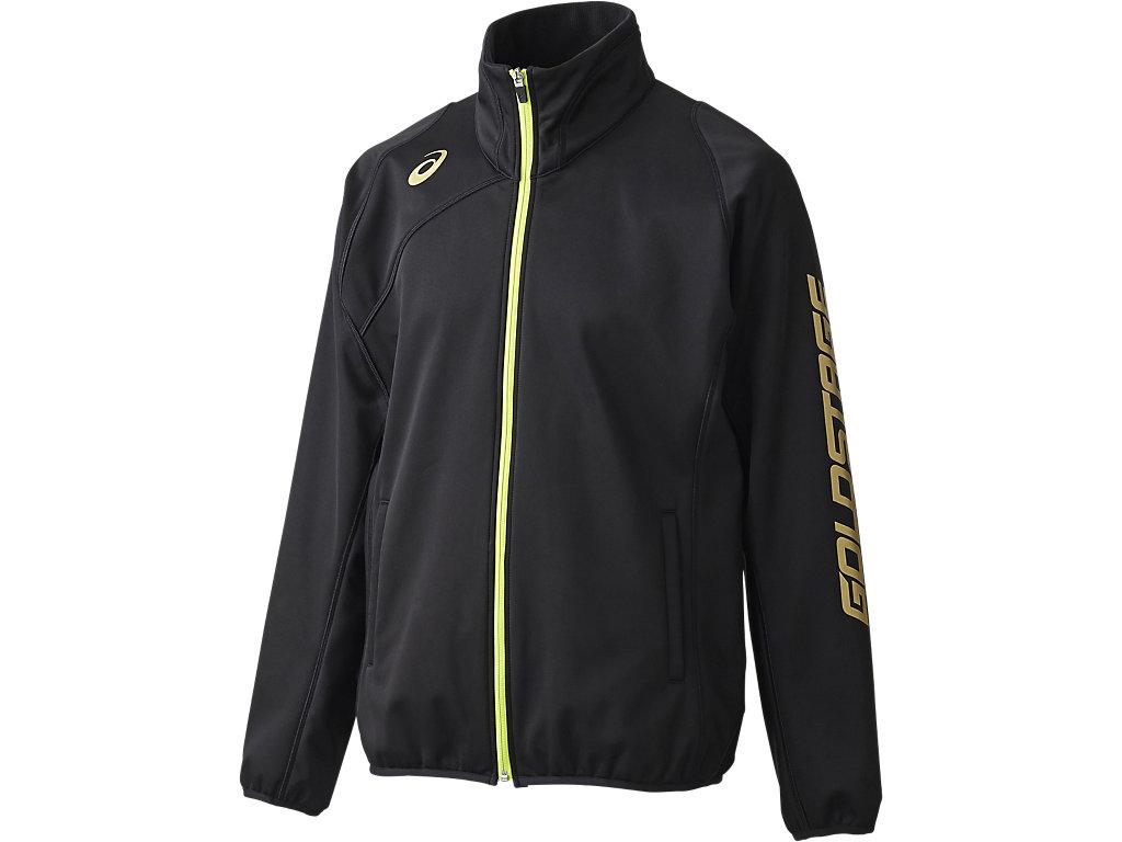 [ゴールドステージ]ブレードフィールドジャケット:ブラック×ブラック