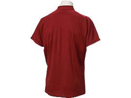 ベースボールレプリカユニフォームシャツ, エンジ