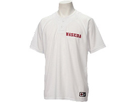 ベースボールレプリカシャツ