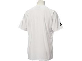 ベースボールレプリカシャツ, ホワイト