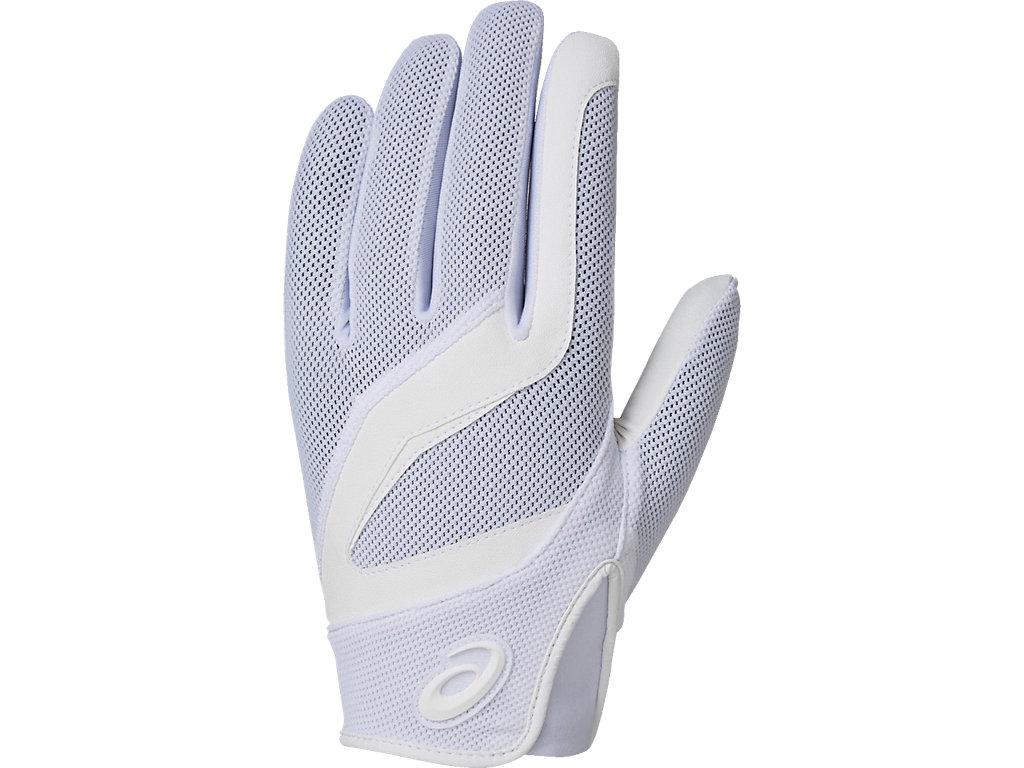[ゴールドステージ]守備用手袋(片手):ホワイト×ホワイト