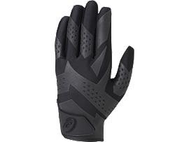 [ゴールドステージ]SPEED AXEL 守備用手袋(片手), BLACK/BLACK/CARBON