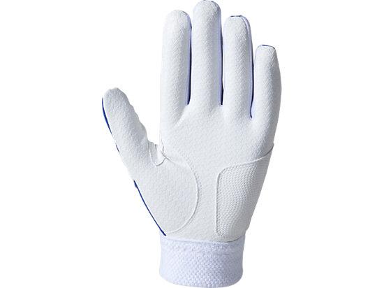 打擊手套(雙手) BLUE