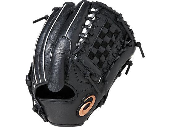 NEOREVIVE軟式手套(內外野手兼用) BLACK