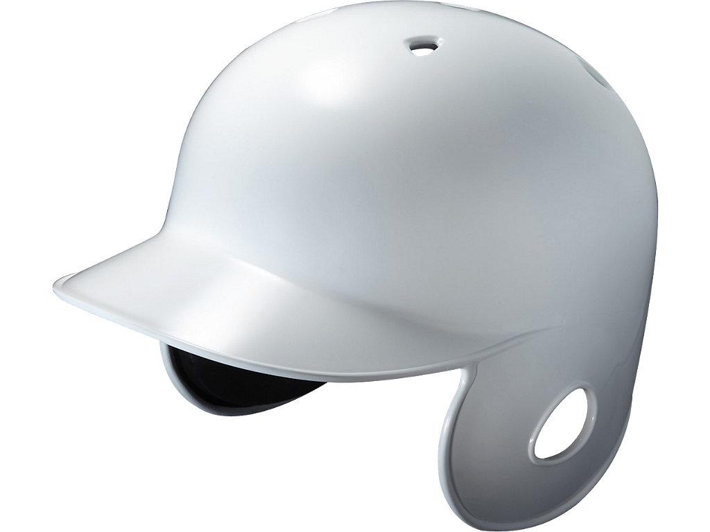 硬式用(左右打者兼用)ヘルメット:ホワイト