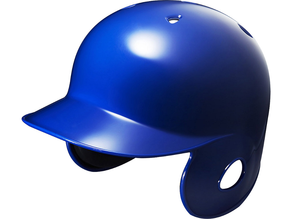 硬式用(左右打者兼用)ヘルメット:ロイヤル