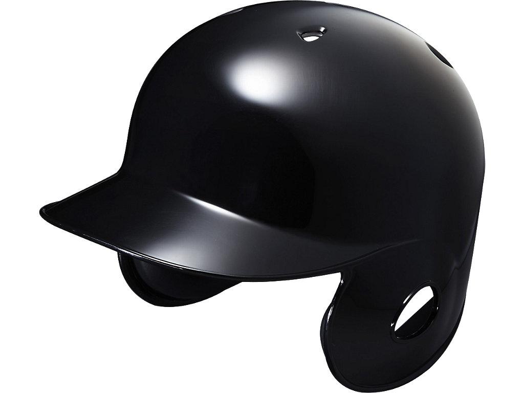 硬式用(左右打者兼用)ヘルメット:ブラック