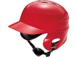 ジュニア硬式用バッティングヘルメット(左右打者兼用)