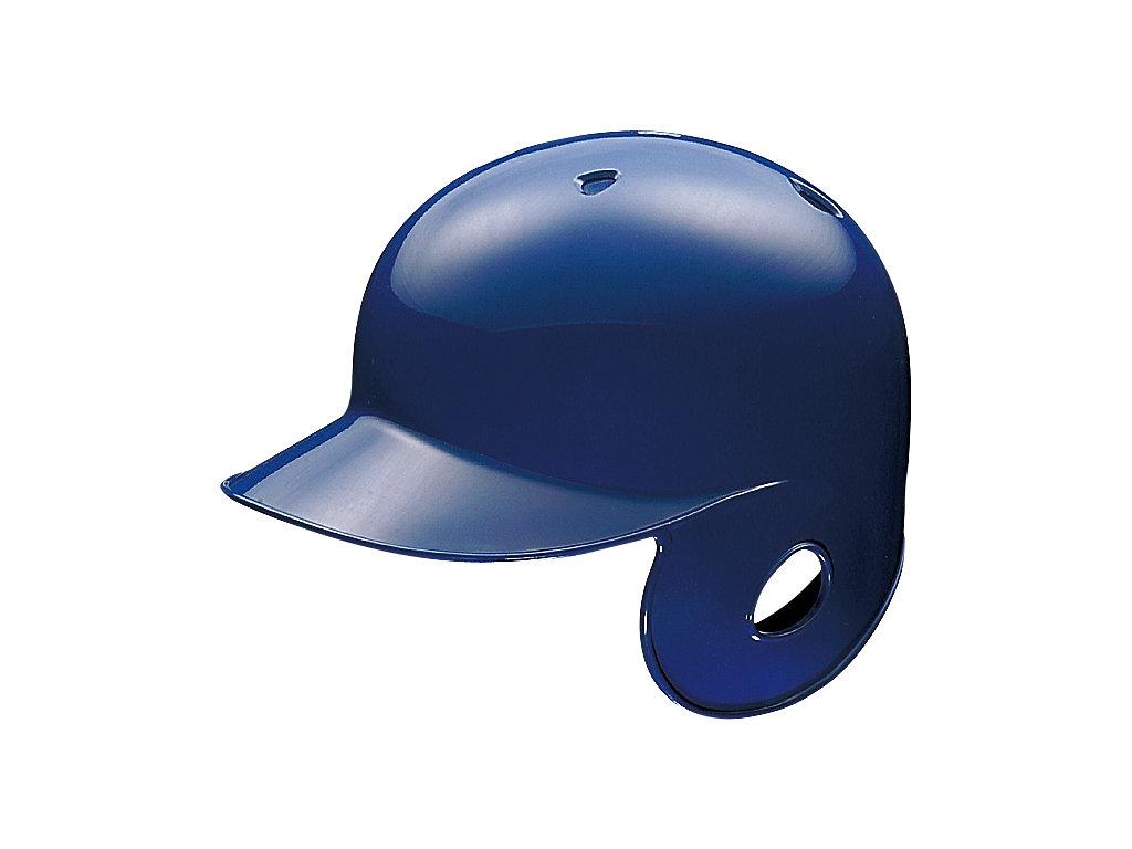 軟式用バッティングヘルメット(右打者用):ロイヤル
