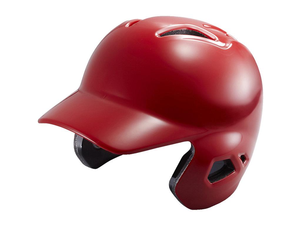 ASICS ONLINE STORE アシックスオンラインストア【ASICS/アシックス】 [ゴールドステージ]軟式用バッティングヘルメット(左右打者兼用) レッド_BPB46S