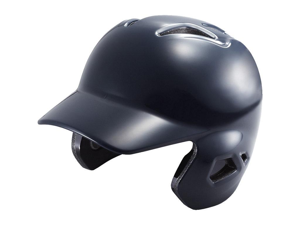 ASICS ONLINE STORE アシックスオンラインストア【ASICS/アシックス】 [ゴールドステージ]ソフトボール用バッティングヘルメット(左右打者兼用) ネイビー_BPB66S