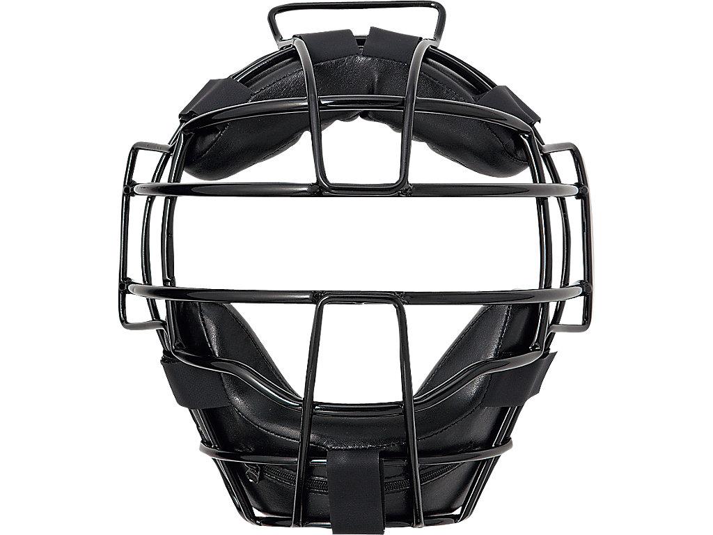 硬式用マスク:ブラック