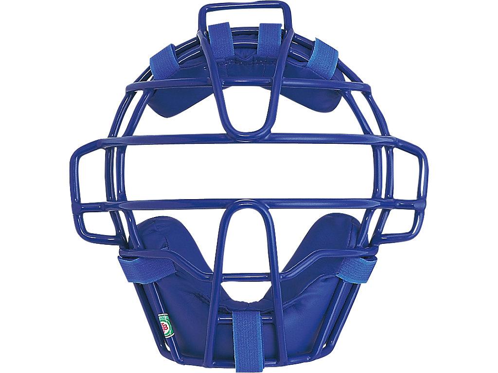 ジュニア軟式用マスク(C・D号ボール対応):ロイヤル