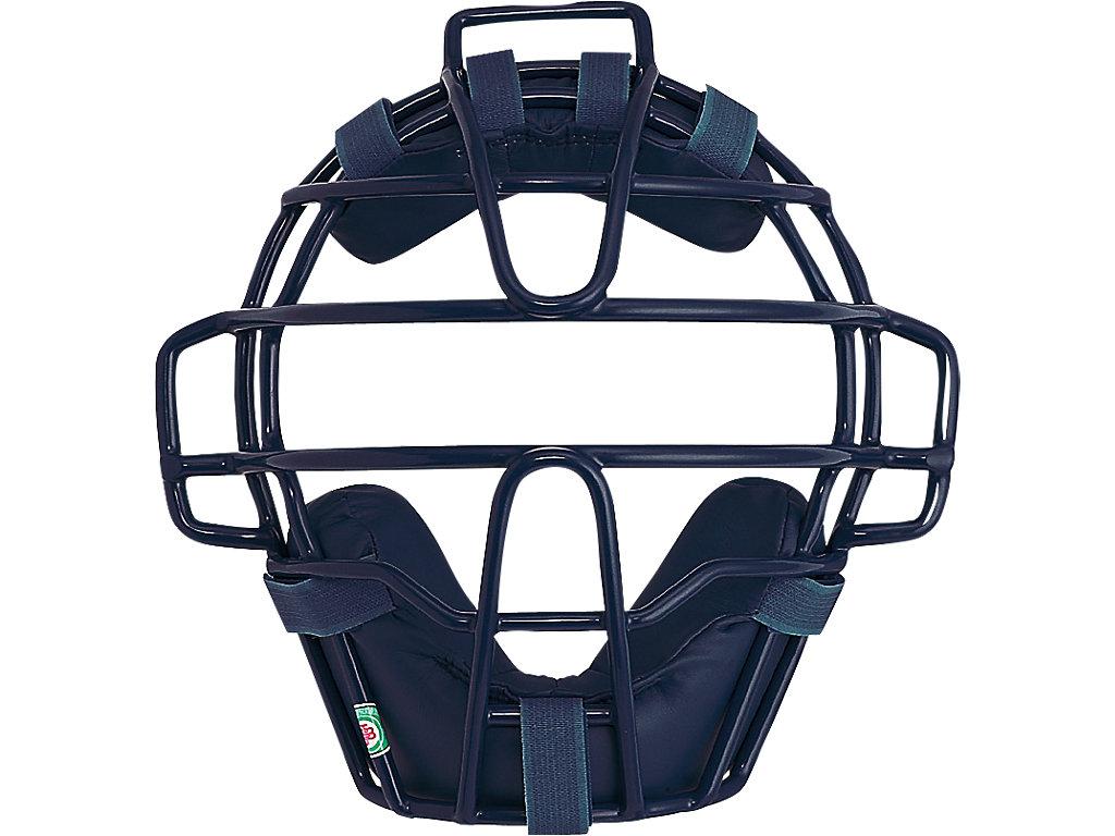ジュニア軟式用マスク(C・D号ボール対応):ネイビー
