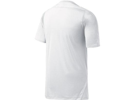 Crusher Jersey White/White 7