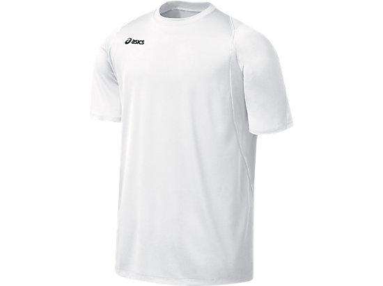 Crusher Jersey White/White 3