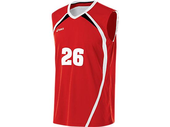 Tyson Sleeveless Red/White 11