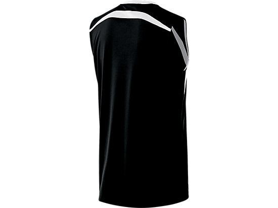 Tyson Sleeveless Black/White 7