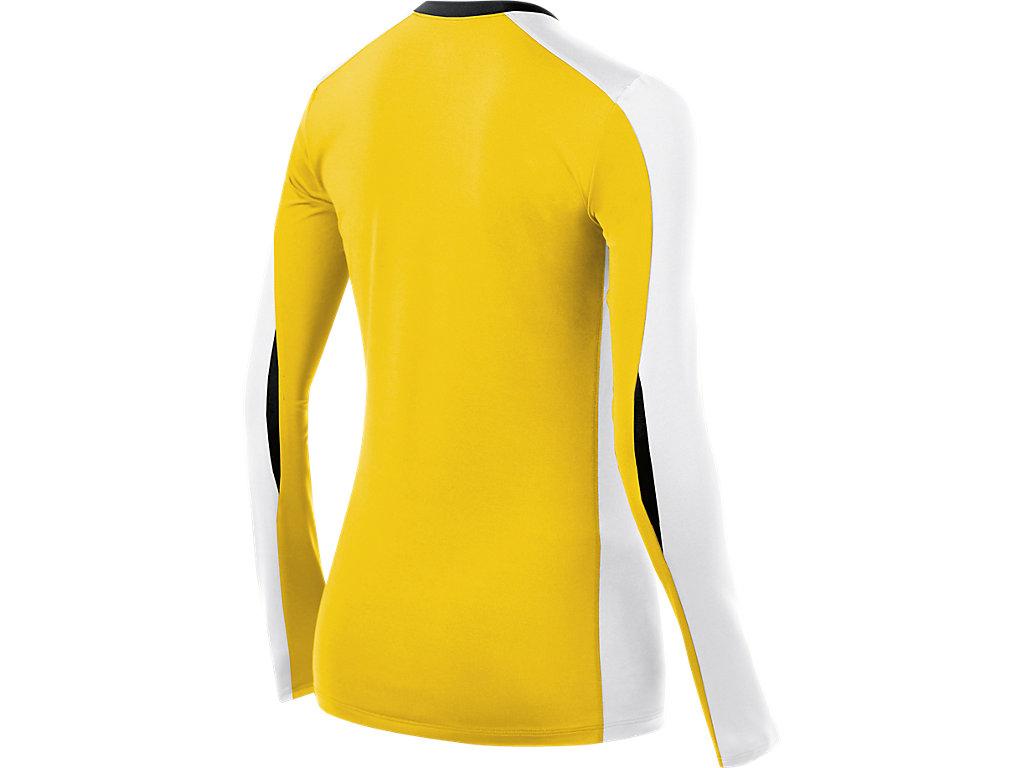 ASICS-Women-039-s-Roll-Shot-Jersey-Volleyball-Apparel-BT1730 thumbnail 14