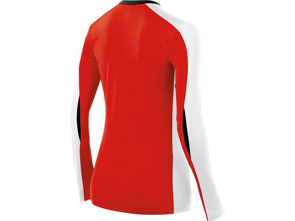 ASICS-Women-039-s-Roll-Shot-Jersey-Volleyball-Apparel-BT1730 thumbnail 23