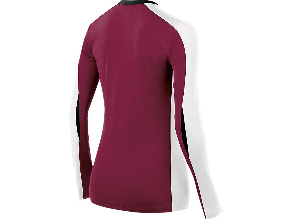 ASICS-Women-039-s-Roll-Shot-Jersey-Volleyball-Apparel-BT1730 thumbnail 11