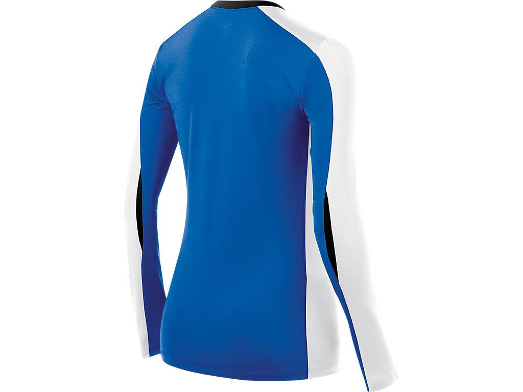 ASICS-Women-039-s-Roll-Shot-Jersey-Volleyball-Apparel-BT1730 thumbnail 26