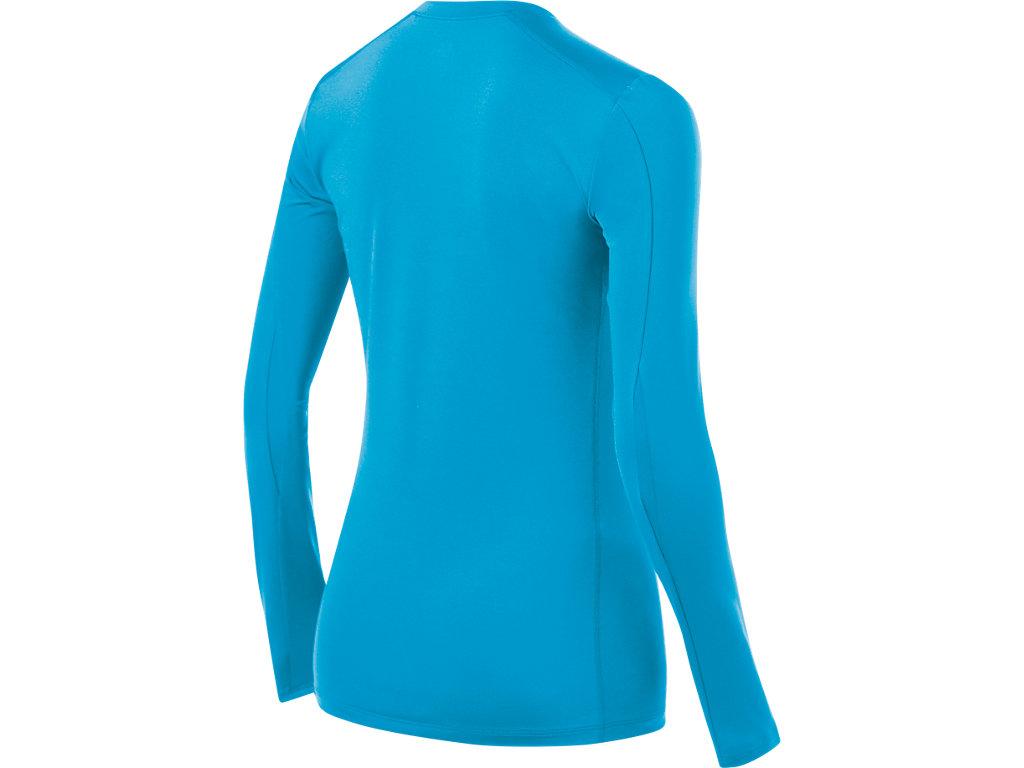 ASICS-Women-039-s-Roll-Shot-Jersey-Volleyball-Apparel-BT1730 thumbnail 5