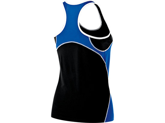 Main Street Beach Tank Royal/Black 7